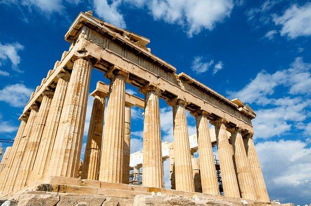 görög utazás akropolisz
