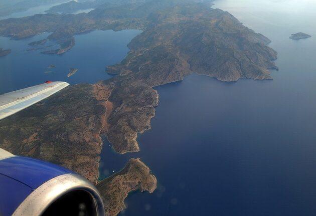görögország repülővel