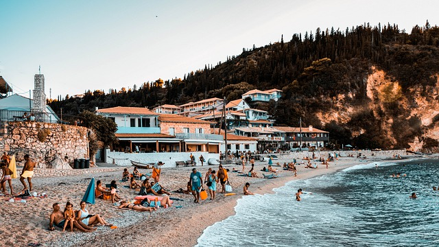 görög nyaralás