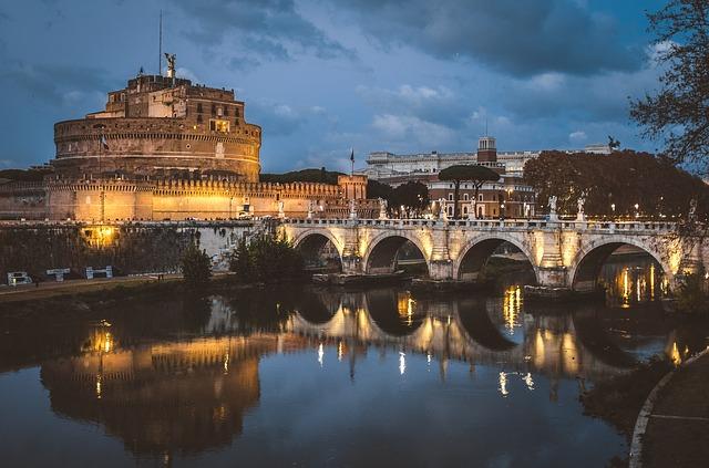 utazás róma